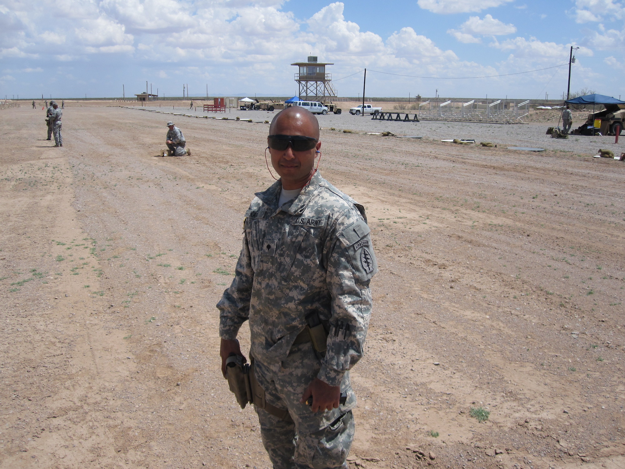 GSB student Preetam Karki served as a CBRN specialist in the United States Army. He was stationed with the Special Forces in Afghanistan and Pakistan.
